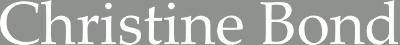 Christine Bond logo